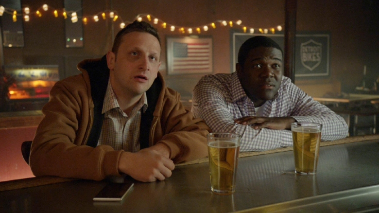 "Tim Robinson and Sam Richardson in ""Detroiters"""