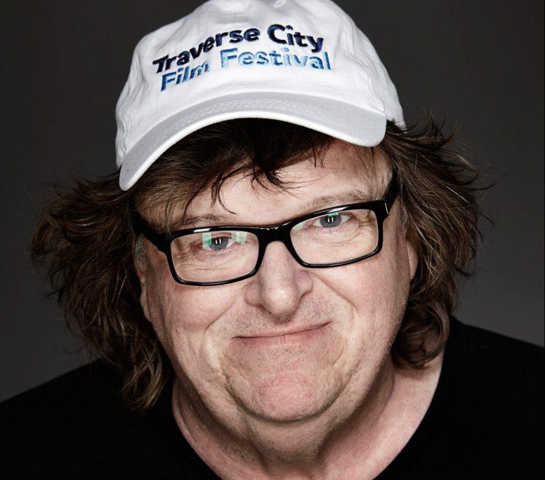 Michael Moore - TIFF 2014