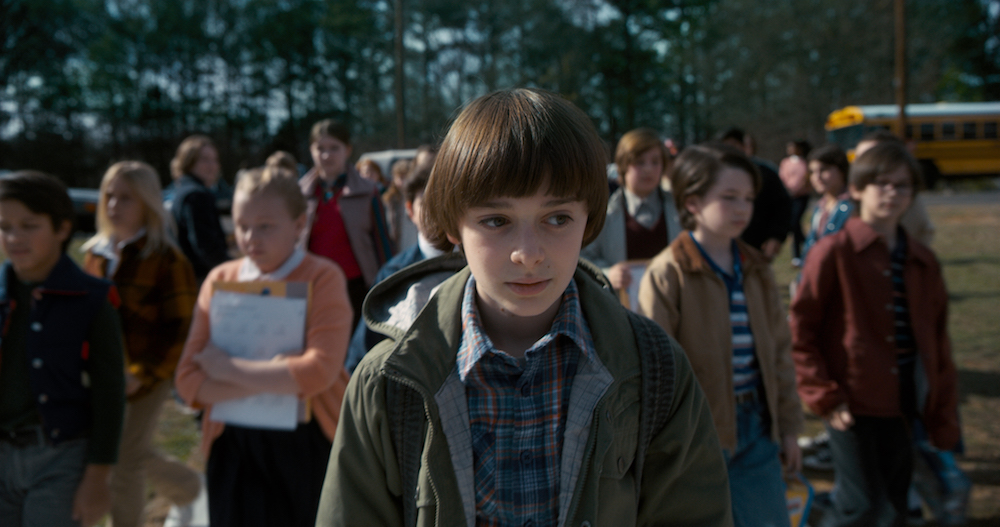 Stranger Things Season 2 Netflix Noah Schnapp