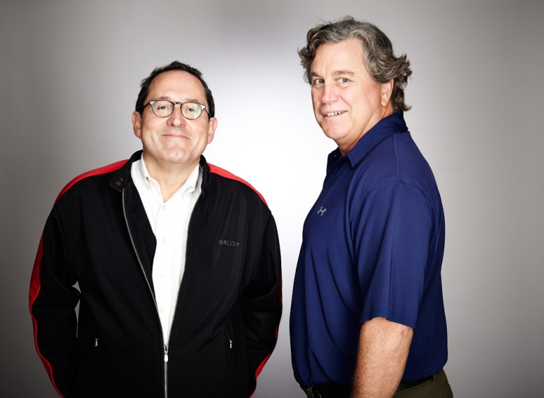Michael Barker and Tom Bernard - Sony Pictures Classics