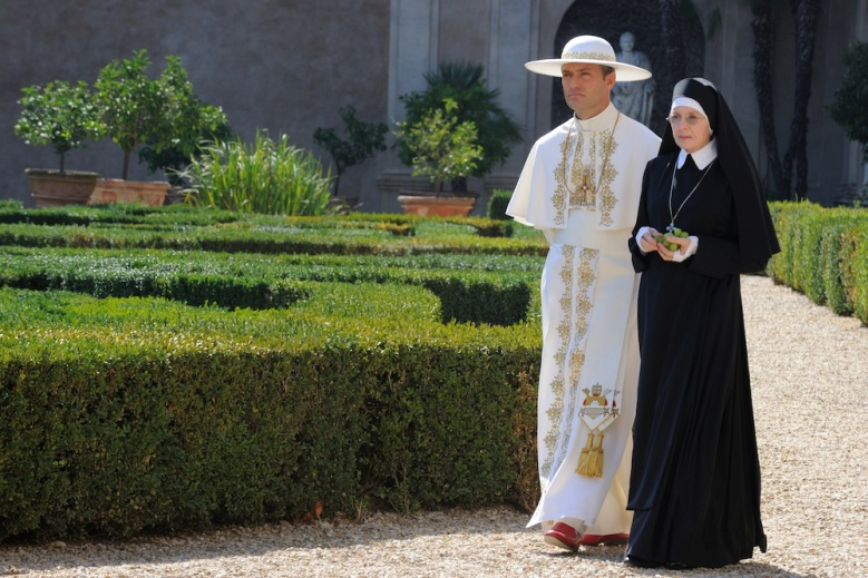 The Young Pope Season 1 Jude Law Diane Keaton