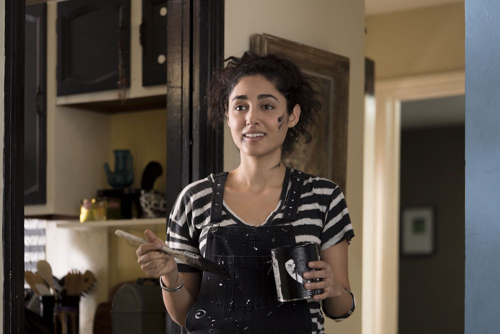 Iranian 'Paterson' Actress Golshifteh Farahani Says She Could Lose a Role Because of the Travel Ban