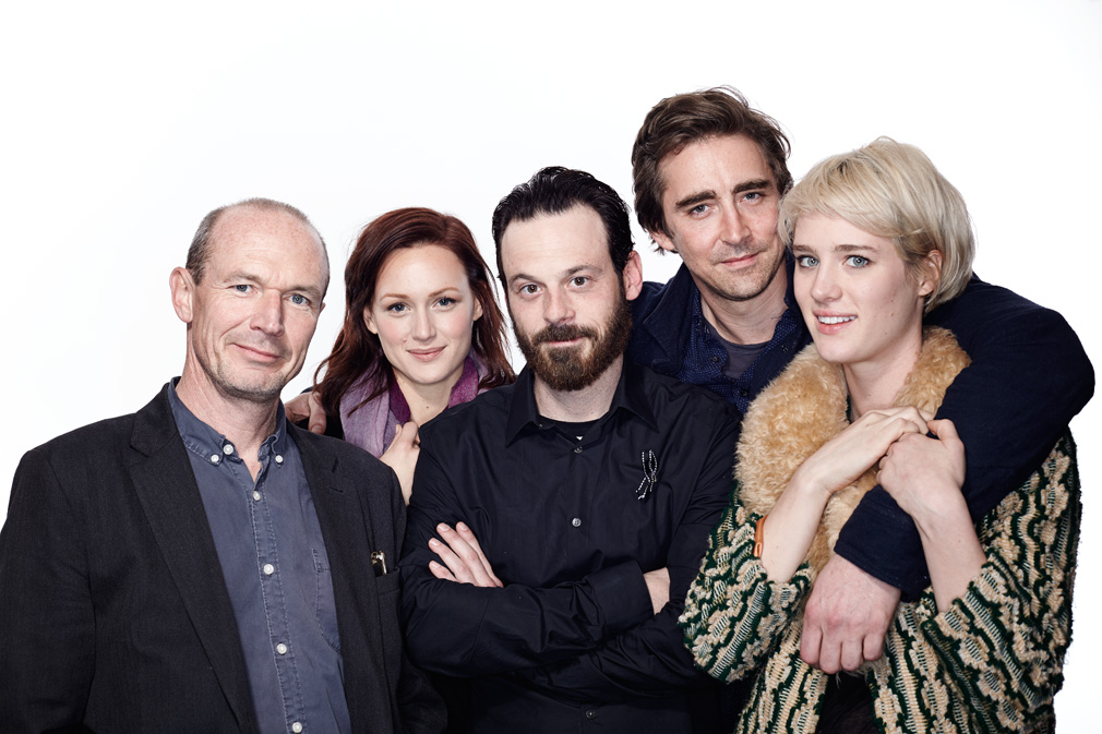 Toby Huss, Kerry Bishé, Scoot McNairy, Lee Pace and Mackenzie Davis