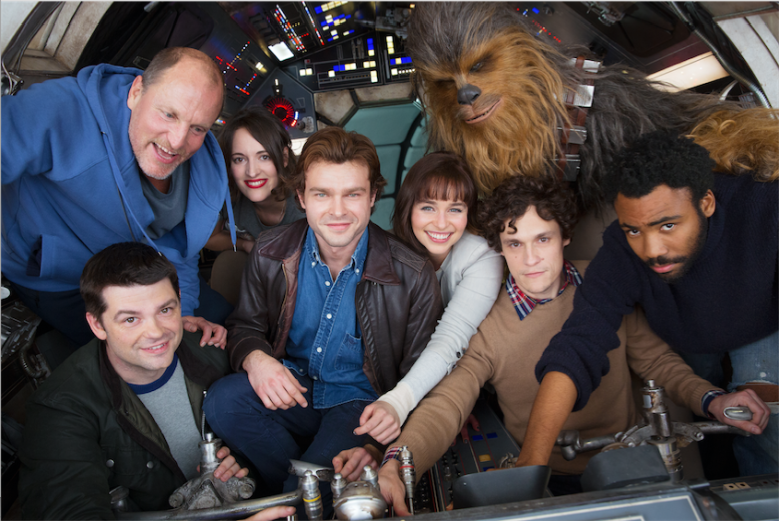 Star Wars directors Phil Lord and Chris Miller are no longer a part of the film.