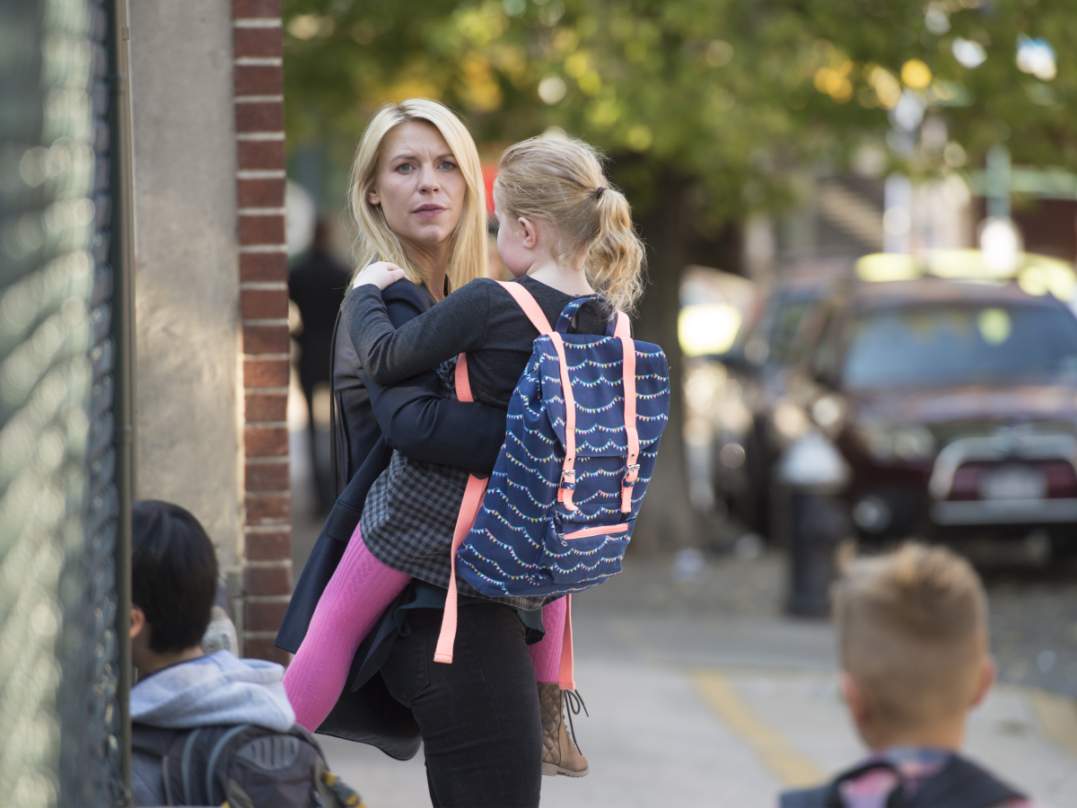 Homeland Season 6 Episode 4 Claire Danes