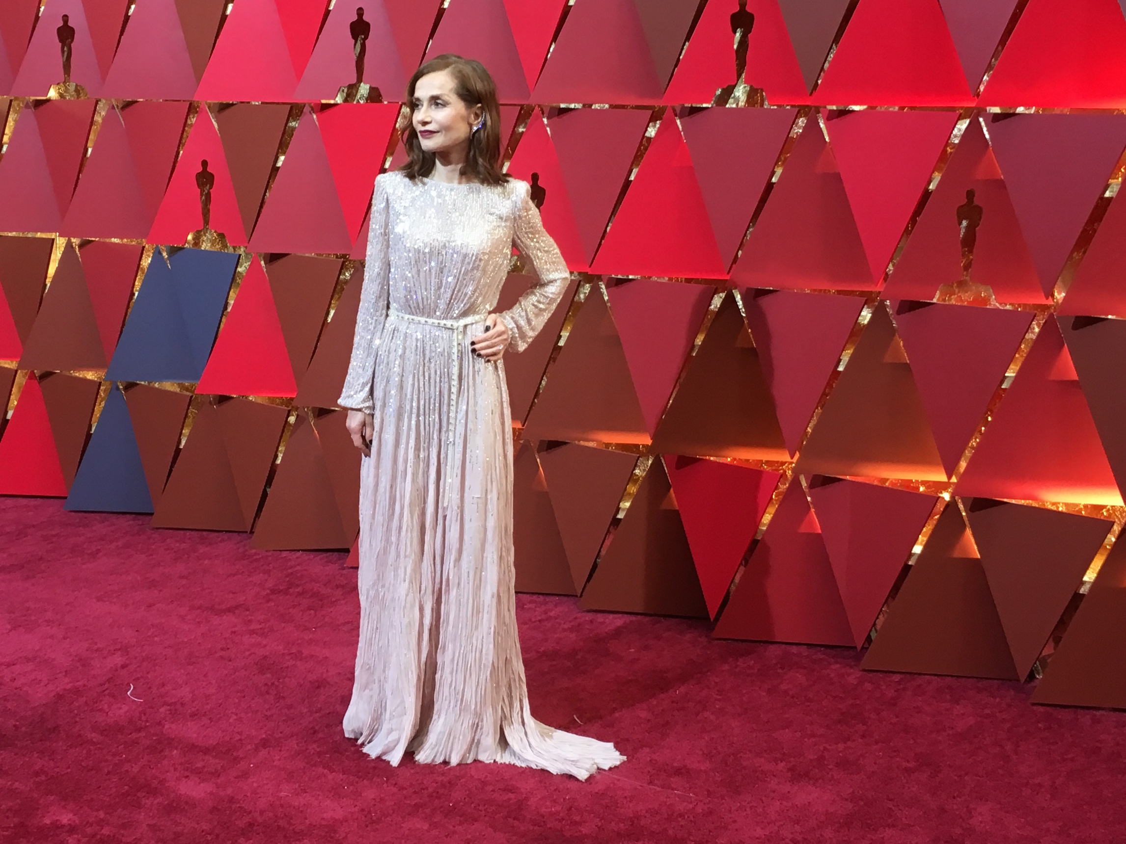 Live from the red carpet 2017 oscars review home co - Oscars red carpet coverage ...