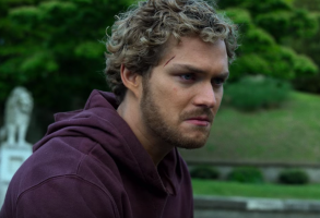 Marvel's Iron Fist Finn Jones