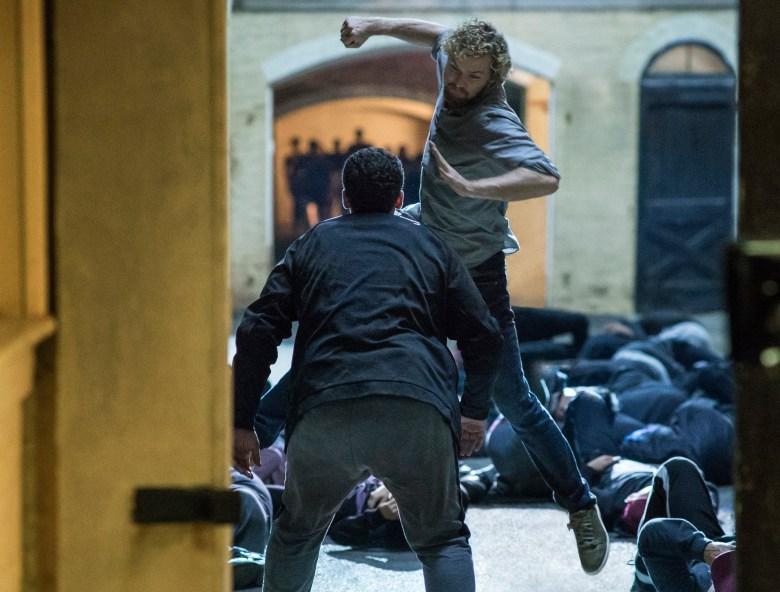 """Finn Jones in """"Marvel's Iron Fist"""""""