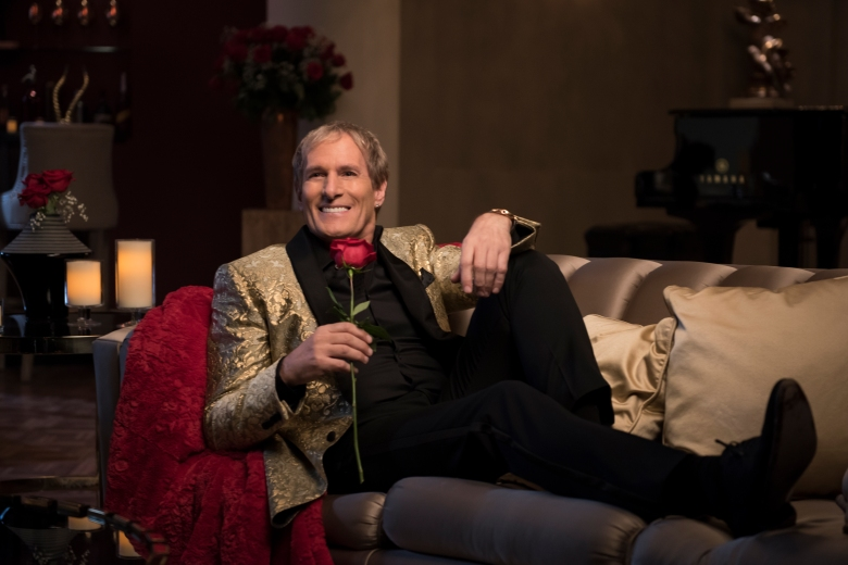 Michael Bolton S Big Sexy Valentine S Day Special Review Gets Weird