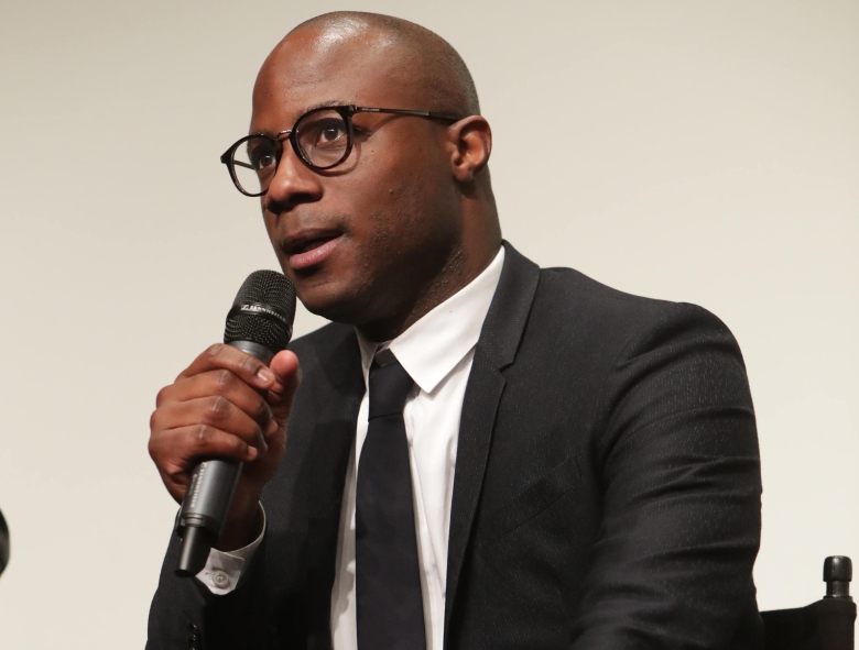 Moonlight's Barry Jenkins