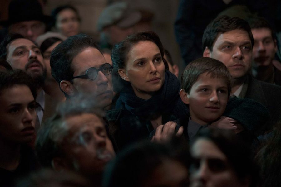 "Natalie Portman: ""A Tale of Love and Darkness"" (2015)"