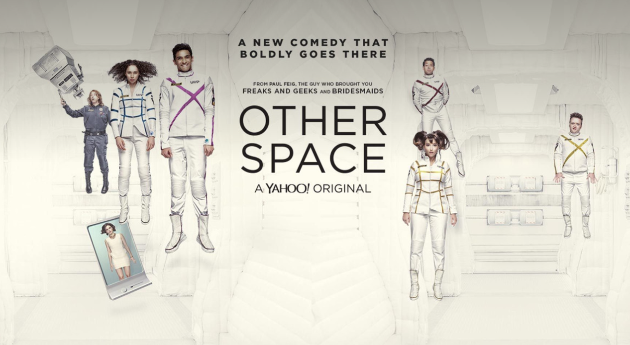 Other Space\': Watch Paul Feig\'s Lost Sci-Fi Comedy Series | IndieWire
