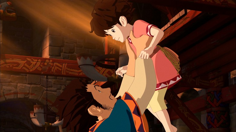 """""""Ronja, the Robber's Daughter"""""""