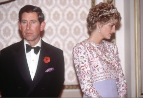 PRINCE CHARLES AND PRINCESS DIANA IN KOREA IN 1992Prince Charles and Princess Diana Tour of South Korea - 1992