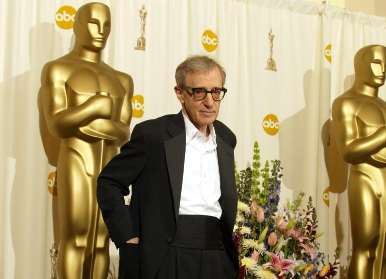 WOODY ALLENOSCARS / ACADEMY AWARDS AT THE KODAK THEATRE, LOS ANGELES, AMERICA - 24 MAR 2002