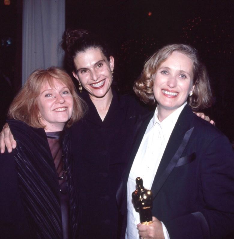 Jan Chapman, Janet Patterson & Jane Campion