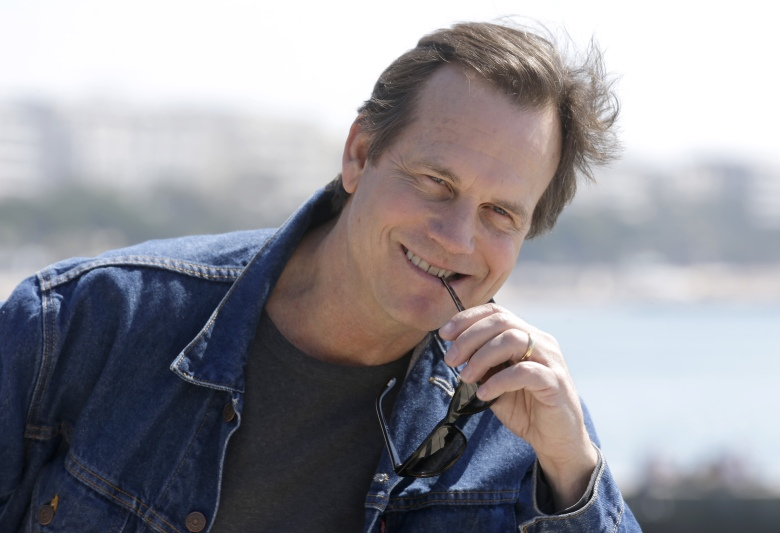 American actor Bill Paxton poses for