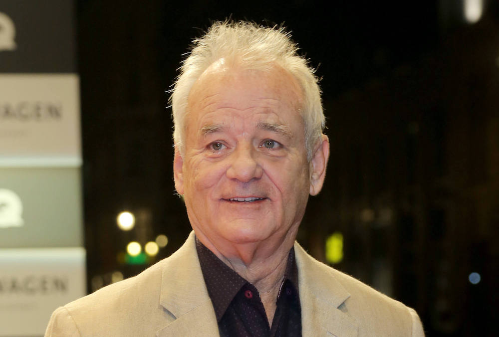 Bill Murray Explains Why He Created a Secret 1-800 Number to Be Reached About Roles