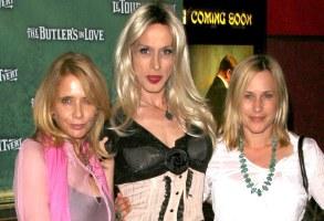 Actresses Rosanna, Alexis and Patricia Arquette