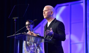 Ryan Murphy Publicists Awards Luncheon, Cocktail Reception, Los Angeles, USA - 24 Feb 2017