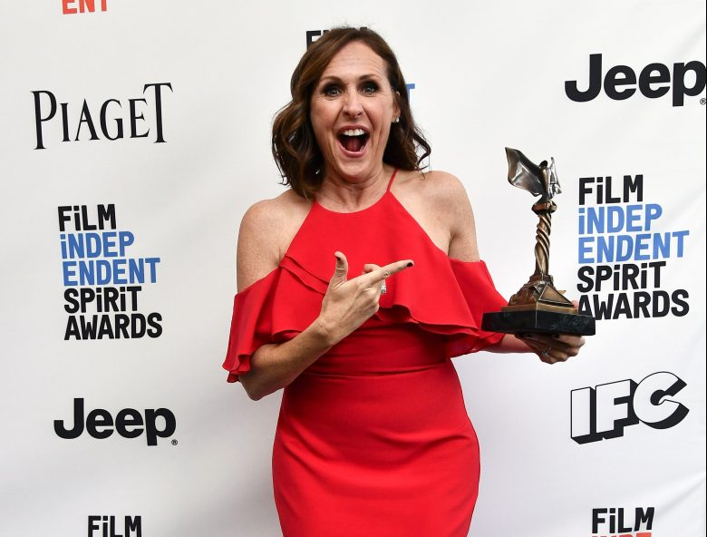 Molly Shannon Spirit Awards
