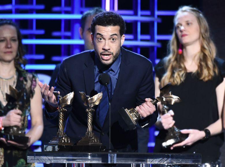 Ezra Edelman 32nd Film Independent Spirit Awards, Show, Santa Monica, Los Angeles, USA - 25 Feb 2017