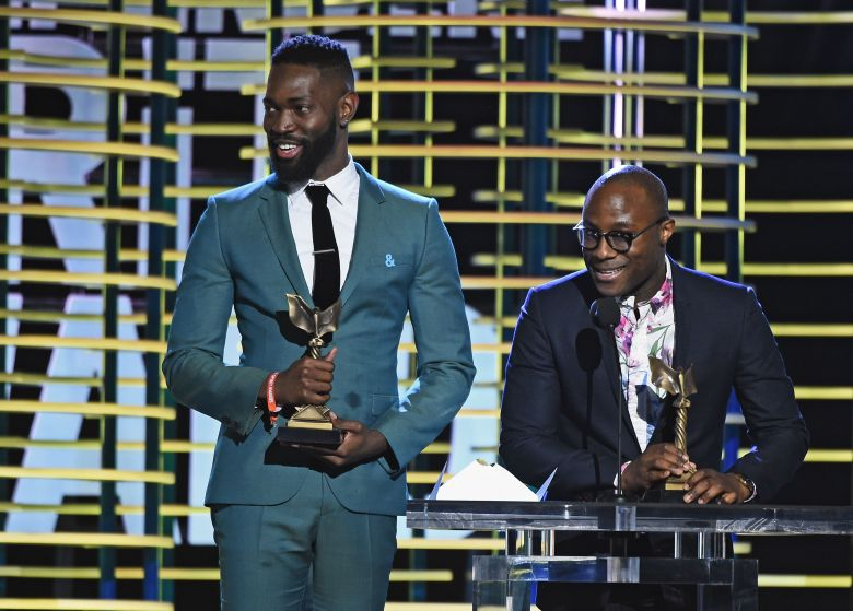 Tarell Alvin McCraney and Barry Jenkins Spirit Awards, Best Screenplay