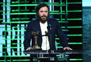 Casey Affleck 32nd Film Independent Spirit Awards, Show, Santa Monica, Los Angeles, USA - 25 Feb 2017