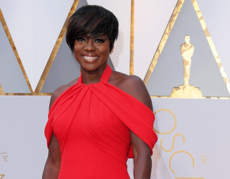 Viola Davis Wins Oscar for Best Supporting Actressfor 'Fences ...