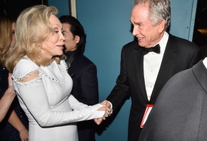 Faye Dunaway and Warren Beatty89th Annual Academy Awards, Backstage, Los Angeles, USA - 26 Feb 2017