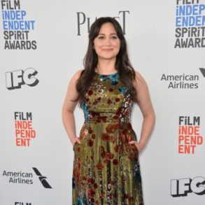 Lily Gladstone2017 Film Independent Spirit Awards, Santa Monica 25 Feb 2017