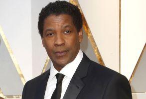 Denzel Washington, 89th Annual Academy Awards