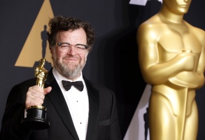 Kenneth LonerganPress Room - 89th Academy Awards, Hollywood, USA - 26 Feb 2017Kenneth Lonergan holds the Oscar for original screenplay for 'Manchester by the Sea' in the press room during the 89th annual Academy Awards ceremony at the Dolby Theatre in Hollywood, California, USA, 26 February 2017. The Oscars are presented for outstanding individual or collective efforts in 24 categories in filmmaking.