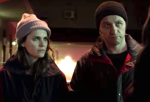 "Keri Russell and Matthew Rhys, ""The Americans"""