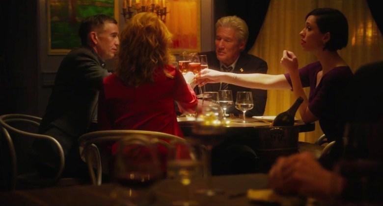 The Dinner, trailer