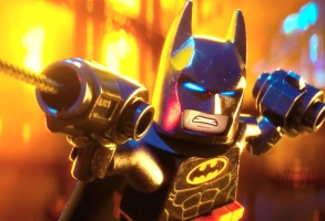 Lego Batman Movie Review