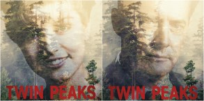 """""""Twin Peaks"""" Laura Palmer and Dale Cooper posters"""