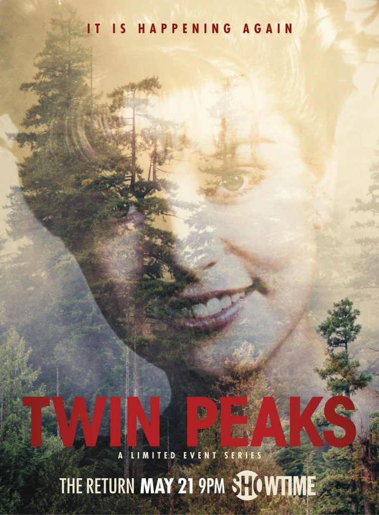 """Twin Peaks"" Laura Palmer poster"