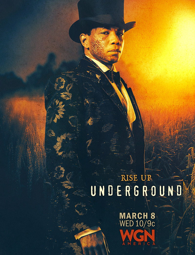 Underground Season 2 Cato
