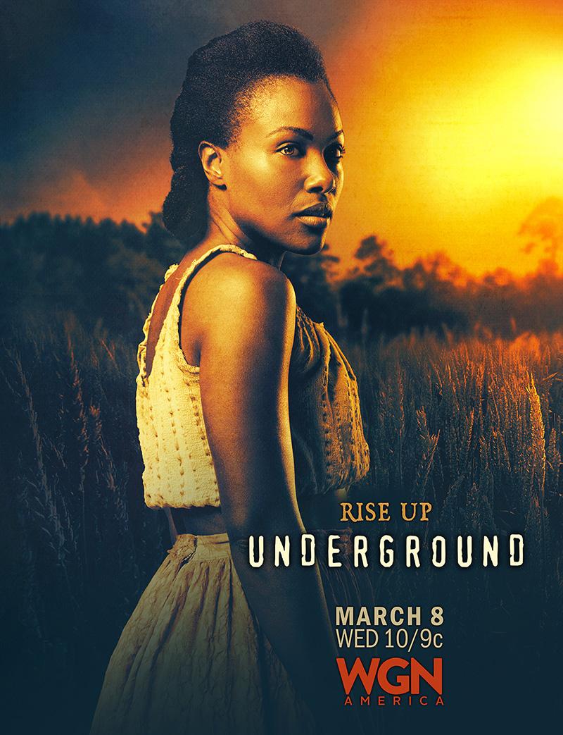 Underground Season 2 Clara