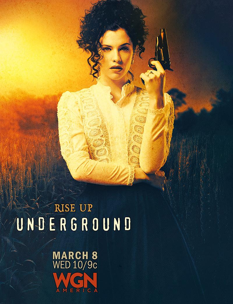 Underground Season 2 Elizabeth