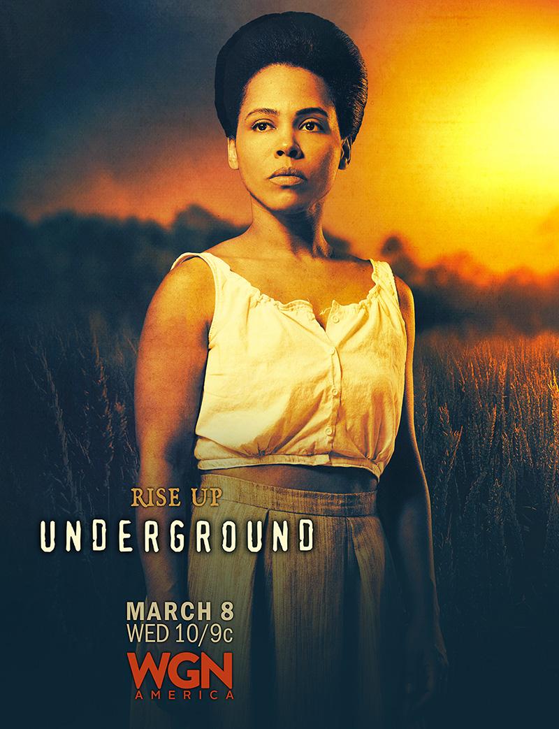 Underground Season 2 Ernestine