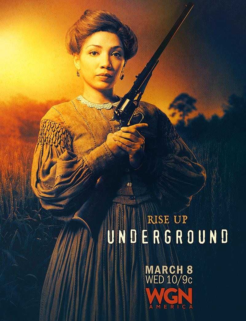 Underground Season 2 Georgia