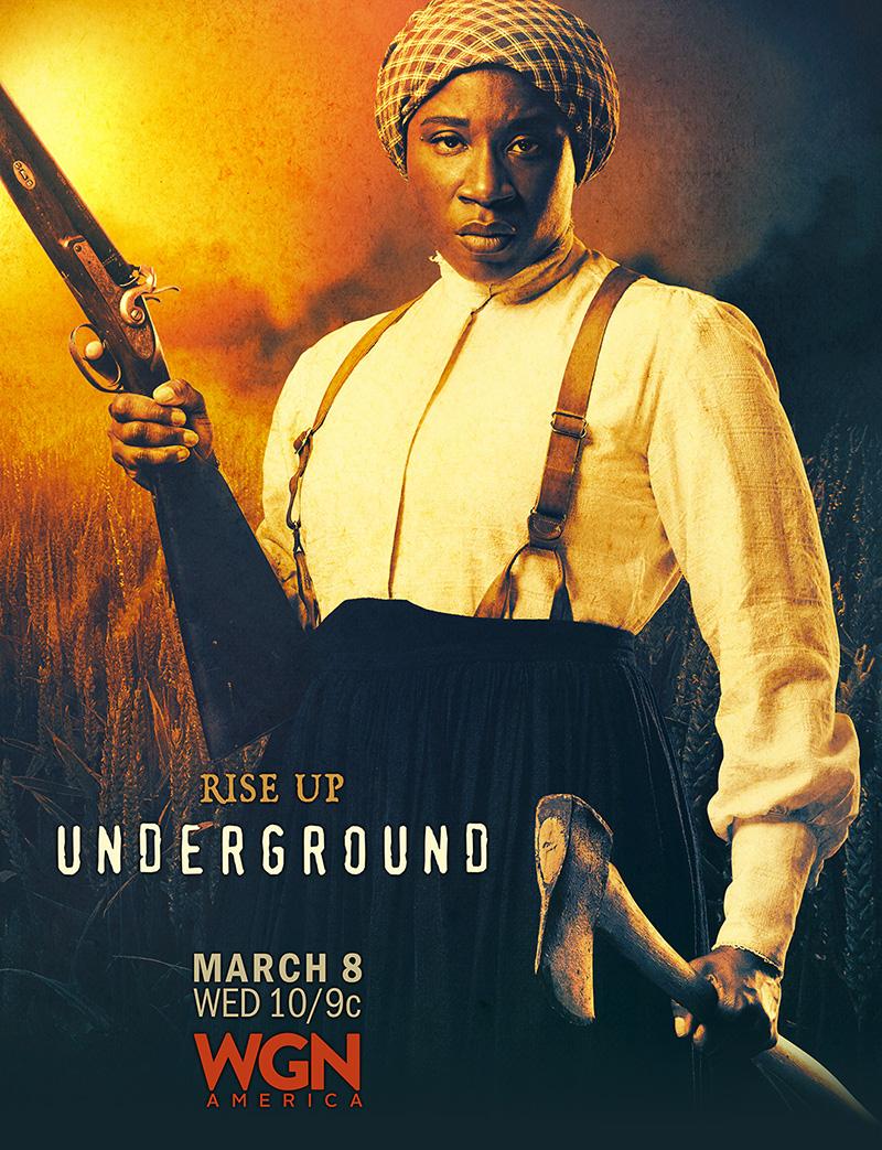 Underground Season 2 Harriet