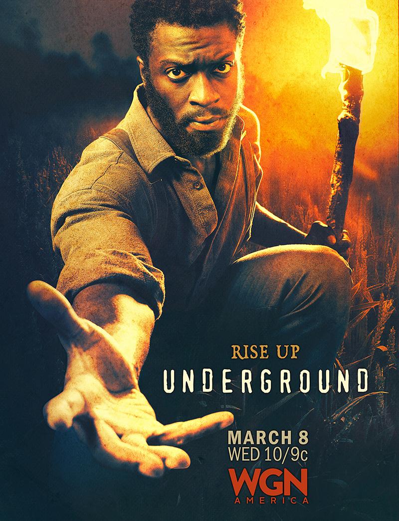 Underground Season 2 Noah