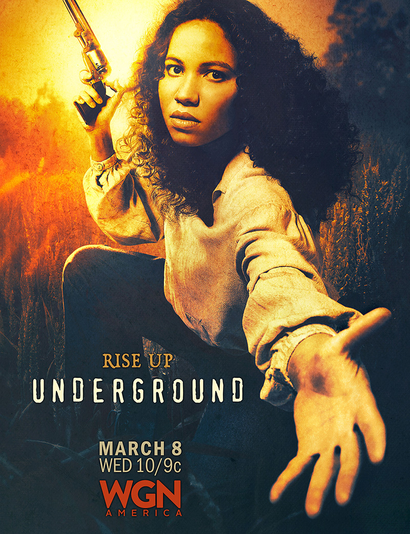 Underground Season 2 Rosalee