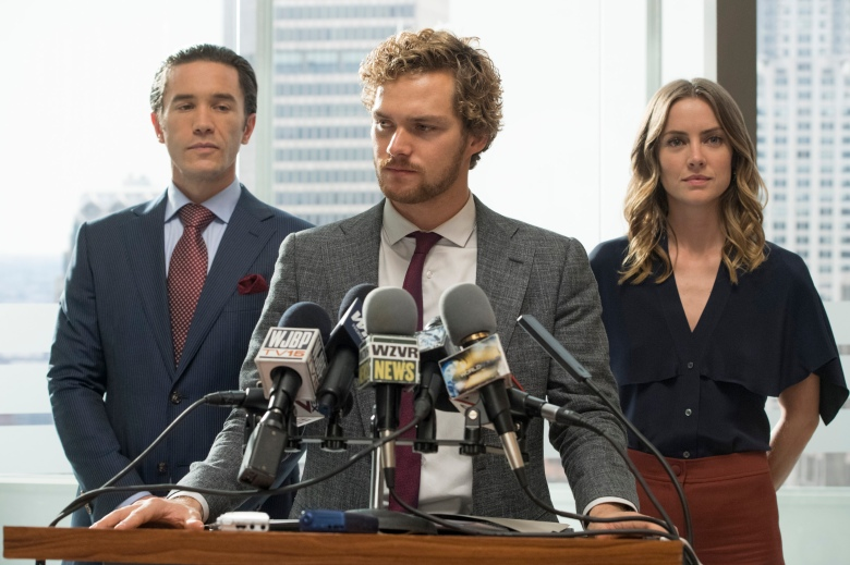 """Marvel's Iron Fist"""