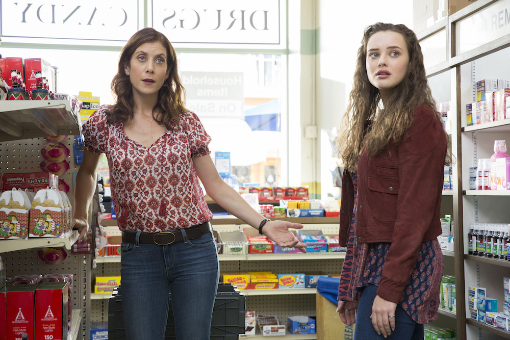 13 REASONS WHY Kate Walsh, Katherine Langford Netflix Season 1