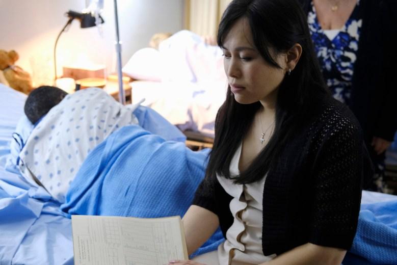 "Ivory Aquino as Cecilia Chung, ""When We Rise"""