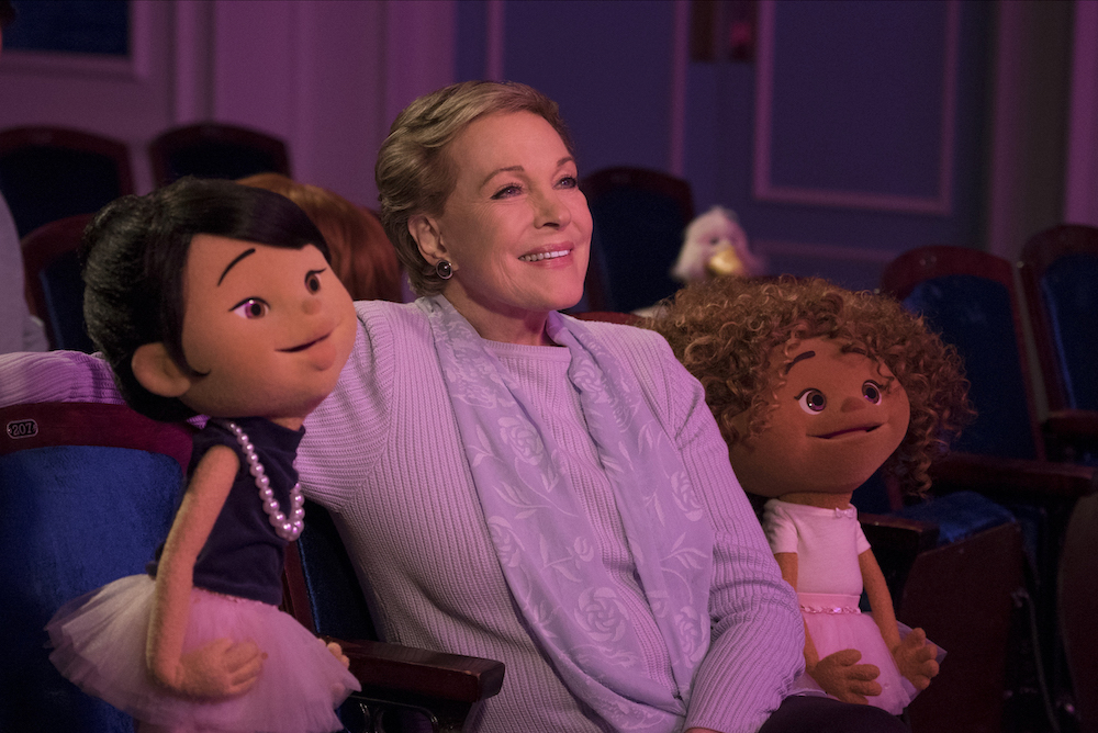 Julie's Greenroom Netflix Season 1 Julie Andrews